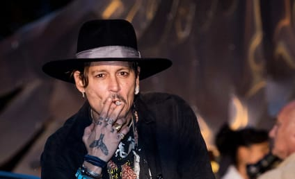 Johnny Depp: Spending Thousands on Kardashian Collectibles?!