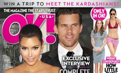 Kim Kardashian Weds!!!