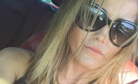 Jenelle in Sunglasses