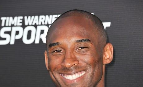 Kobe Bryant on the Red Carpet