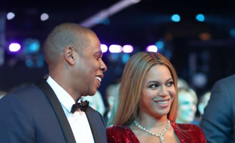 Bey and Jay at Grammys