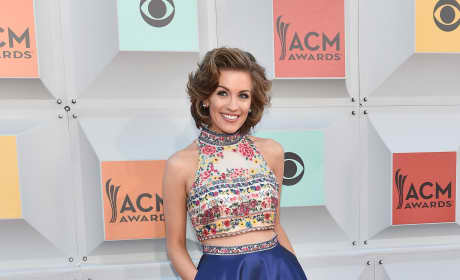 Betty Cantrell: 51st Academy of Country Music Awards