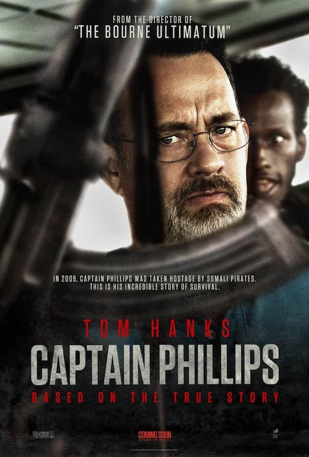 Captain Phillips International Poster