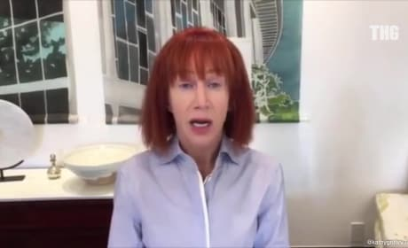 Kathy Griffin: So Sorry for That Donald Trump Photo!