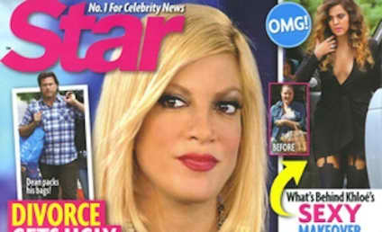 Tori Spelling and Dean McDermott Divorce: Getting Ugly?
