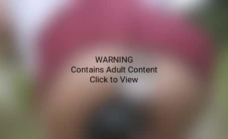 American Apparel Thong Ad (Censored)