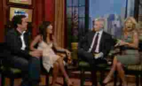 Anderson Cooper: Bachelorette Grilling!