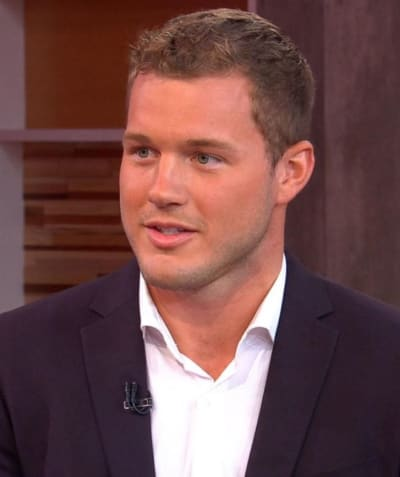 Colton Underwood on GMA