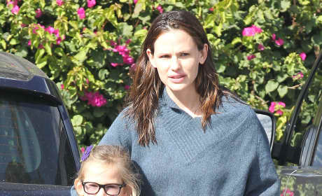 Jennifer Garner, Daughter