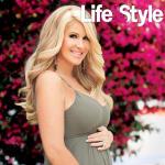Kim Zolciak in Life & Style