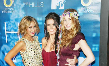 The Hills Stars