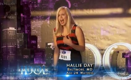 Hallie Day on American Idol: From Suicide to Superstar?