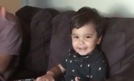 Toddler Has Greatest Reaction EVER to New Adele Single