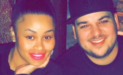 Blac Chyna: Mad At Rob Kardashian For Revealing Baby's Gender!