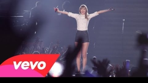 Taylor Swift Red Music Video The Hollywood Gossip