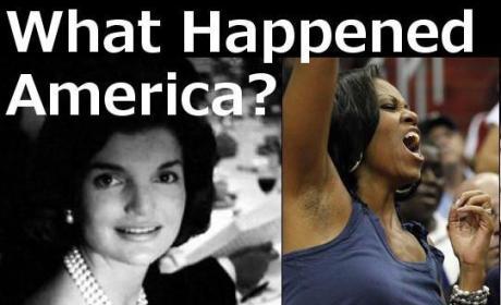 Michelle Obama, Jackie Kennedy Meme