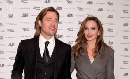 Angelina Jolie Still Pregnant (According to Fake Source)!