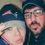 Amber and Matt Selfie