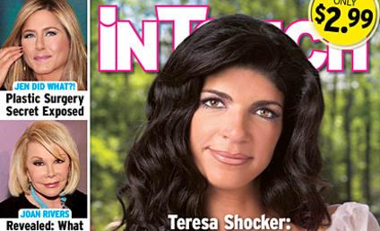 Teresa Giudice Pregnant Rumor: Shot Way, Way, WAY Down!