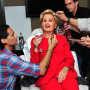 Katy Perry Hillary Clinton Makeup
