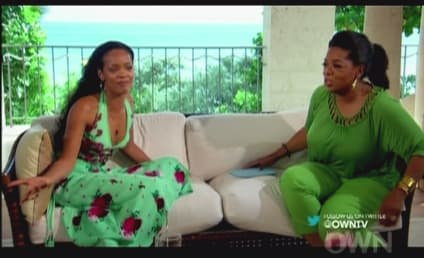 Oprah on Rihanna-Chris Brown Reunion: I Don't Judge!