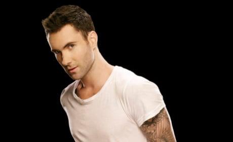 Adam Levine Promo Pic