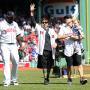 Jake Gyllenhaal Joins Bombing Survivor Jeff Bauman At Red Sox Game