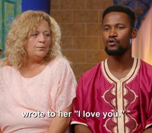 "lisa hamme and usman umar ""wrote to her I love you"""