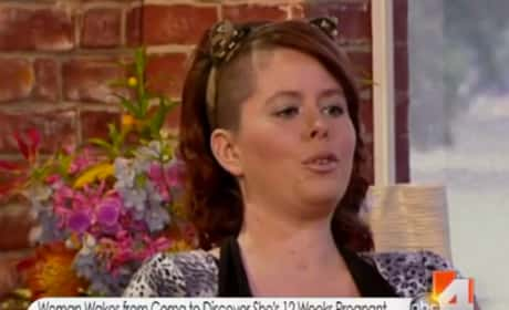 Woman Wakes Up From Coma, Learns She's Pregnant
