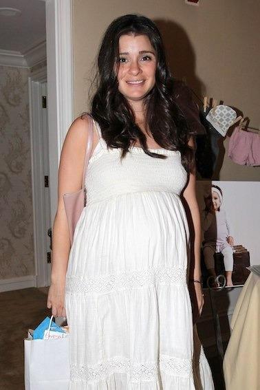 Shiri Appleby Pregnant