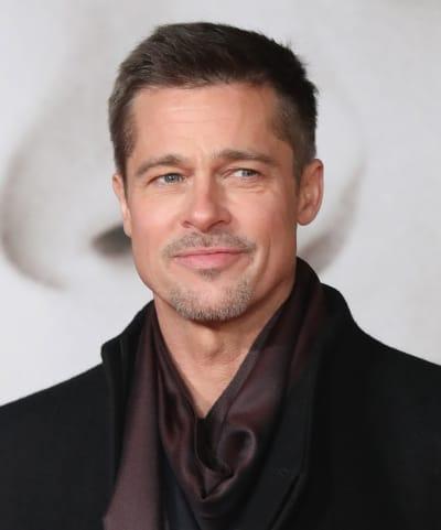 Brad Pitt at Film Premiere