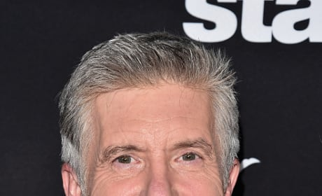Tom Bergeron Attends Dancing With the Stars Finale