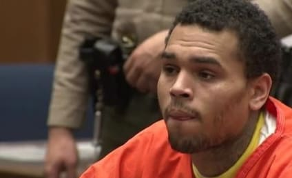 Chris Brown Jailed For 131 More Days, Admits He Violated Probation