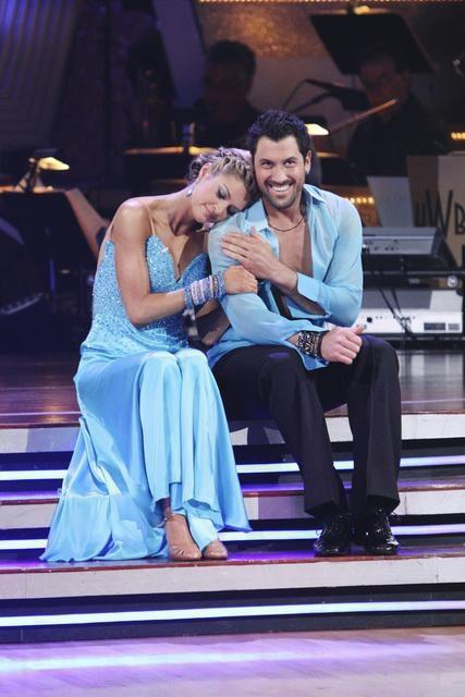 Maksim Chmerkovskiy and Erin Andrews Picture