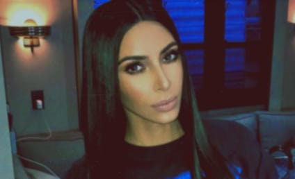 Kim Kardashian Trolls Haters: Is THIS Photoshopped, Too?!?