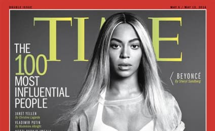 """Beyonce Covers Time 100 Issue, Praised as Authentic """"Full-Time Mother"""""""