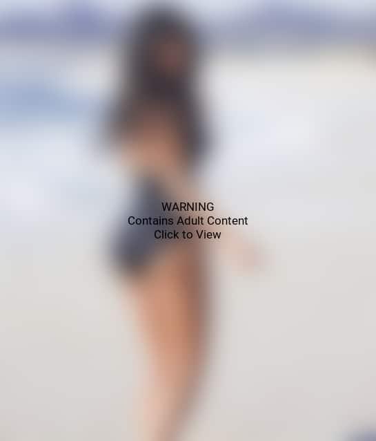 Kim Kardashian Bathing Suit Photo