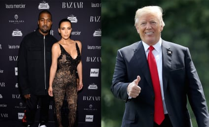 Kanye West: Did He FORCE Kim Kardashian to Meet With Donald Trump?!
