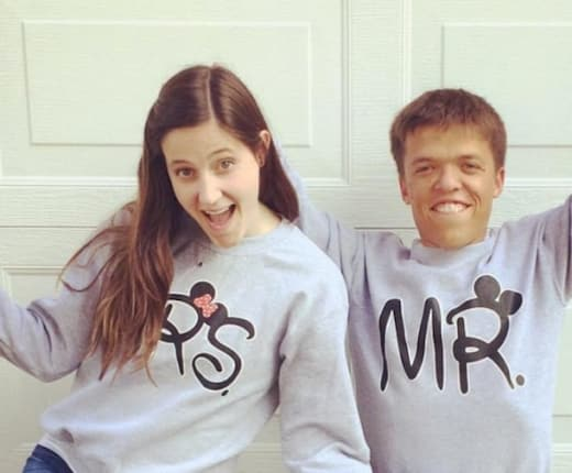 Zach Roloff and Tori Roloff Could Not Be Cuter in These Anniversary Pics