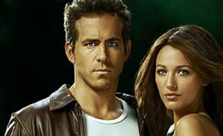 Blake Lively and Ryan Reynolds Picture