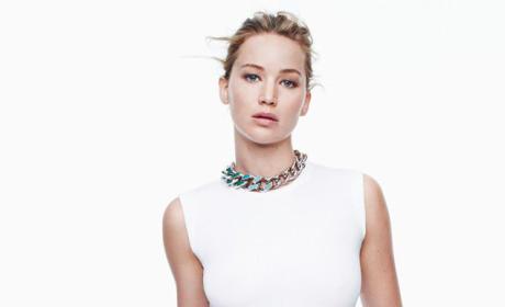 Jennifer Lawrence For Dior (New)
