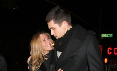 Jen and John in NYC
