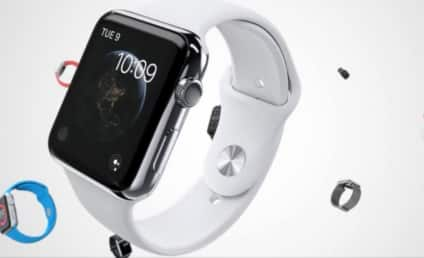 Apple Watch Unveiled: Telling Time Will Never Look the Same!