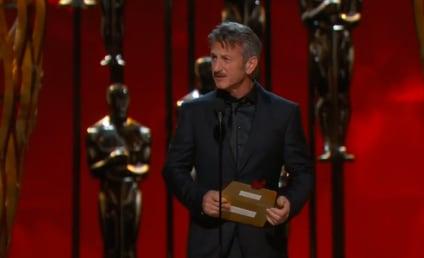 "Sean Penn SLAMMED for ""Green Card"" Oscars Joke: Should He Apologize?"