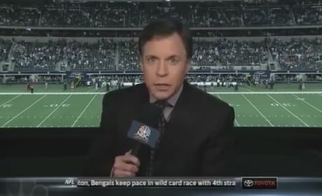 What do you think of Bob Costas' comments on gun control?