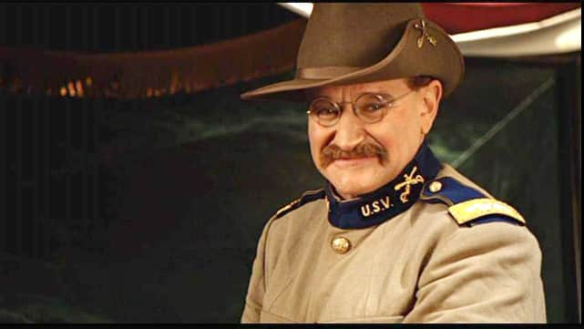 Teddy Roosevelt (Night at the Museum)