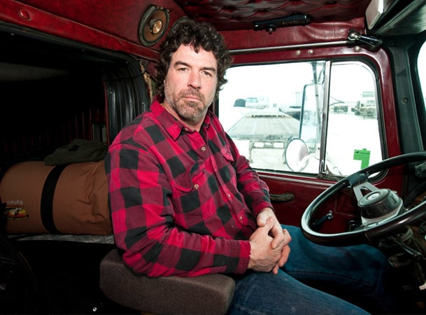 darrell ward ice road truckers star killed  plane crash  hollywood gossip
