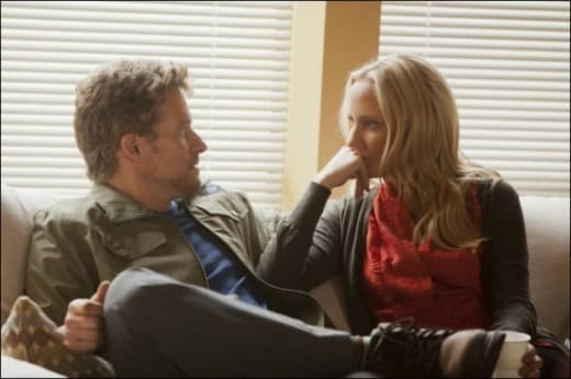 Anne Heche and James Tupper Photo