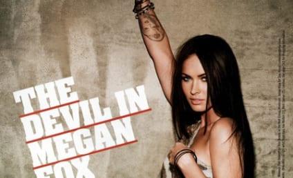 Megan Fox Hearts Jewish Men, Vagina Power