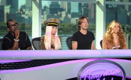 American Idol Ratings Drop; Nicki/Mariah Feud to Blame?